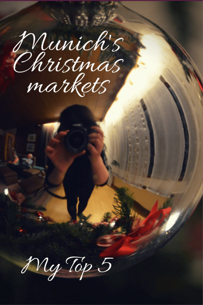 Munich's Christmas markets: My Top 5. These are the nicest and most special Christmas markets in Munich: My personal Top 5. | www.travelthewholewideworld.com