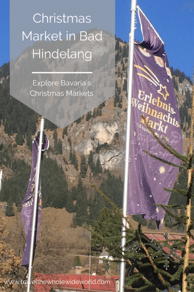 Christmas Market in Bad Hindelang
