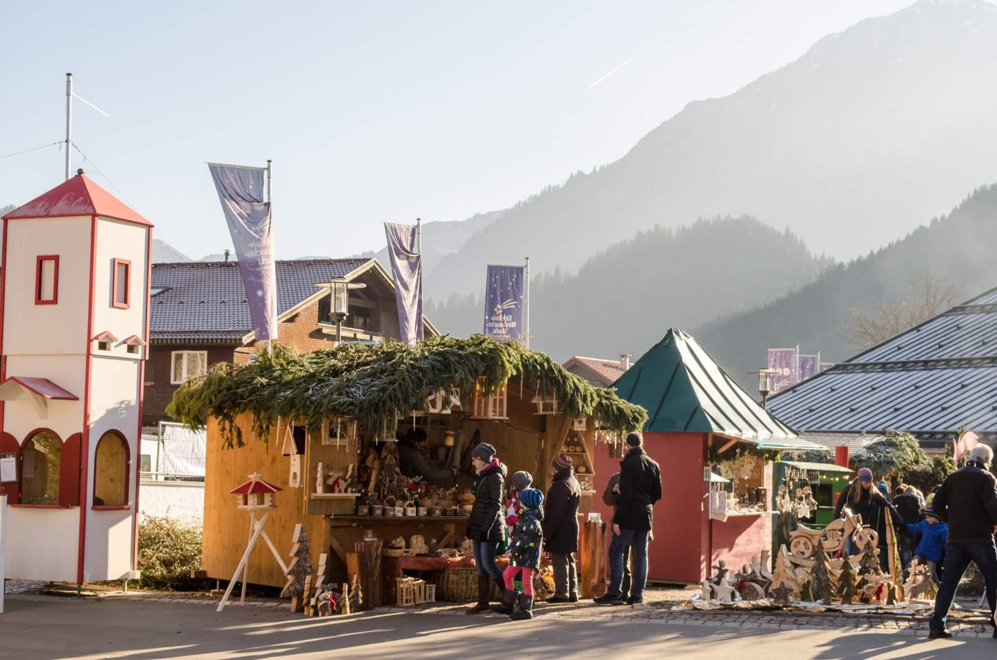 Christmas Market Bad Hindelang