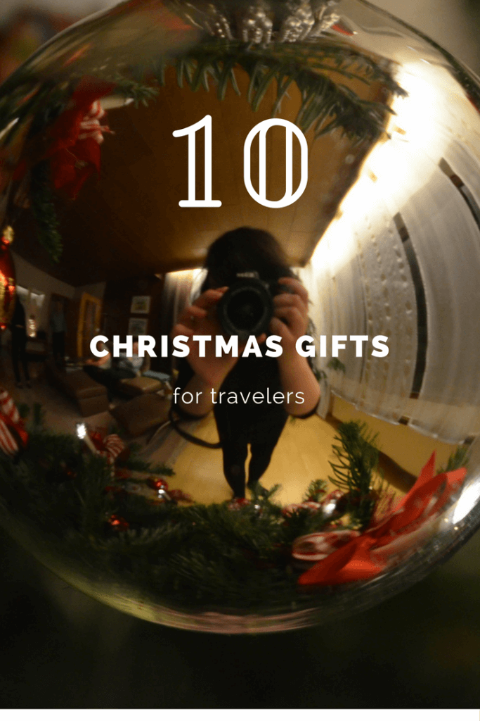 10 Christmas Gifts for travelers